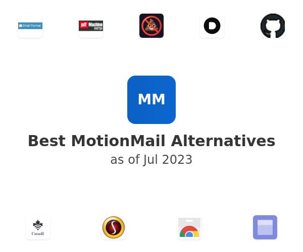 Best MotionMail Alternatives