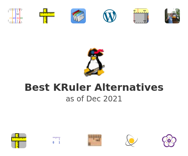 Best KRuler Alternatives