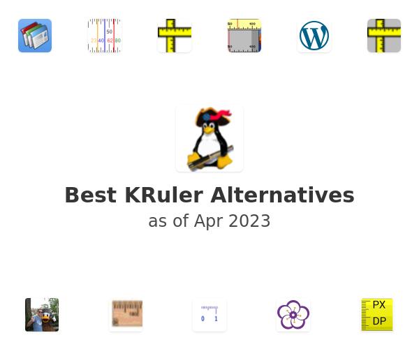 Best KRuler Alternatives