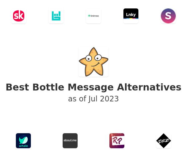 Best Bottle Message Alternatives