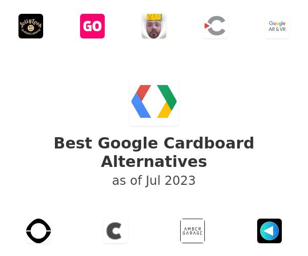 Best Google Cardboard Alternatives