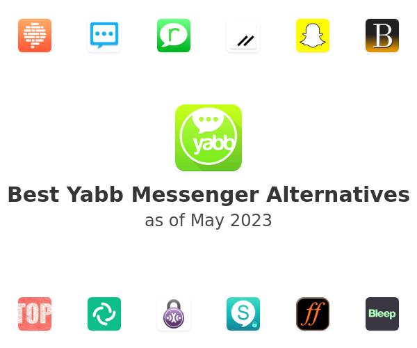Best Yabb Messenger Alternatives