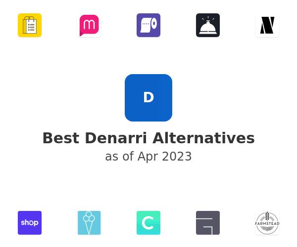 Best Denarri Alternatives