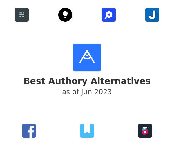 Best Authory Alternatives