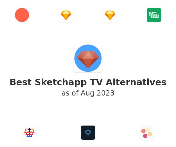 Best Sketchapp TV Alternatives