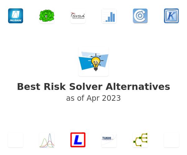 Best Risk Solver Alternatives