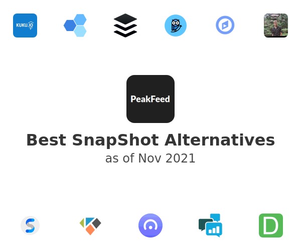 Best SnapShot Alternatives