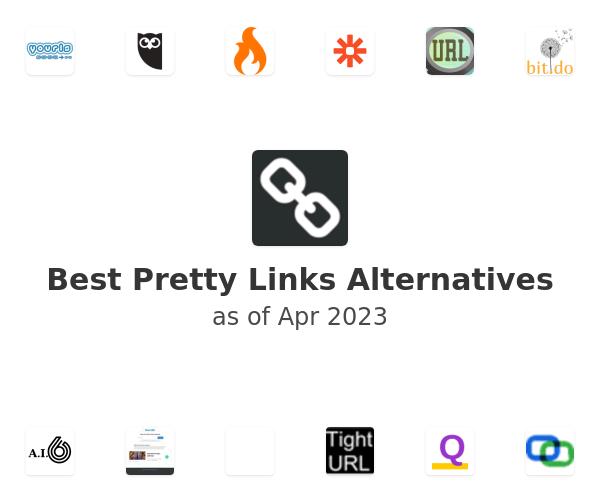 Best Pretty Links Alternatives