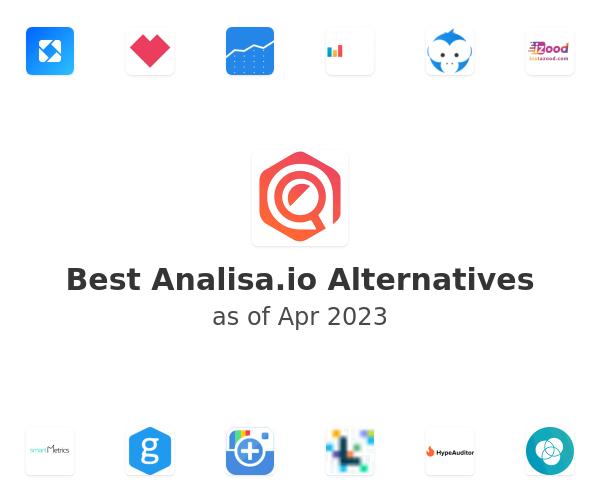 Best Analisa.io Alternatives