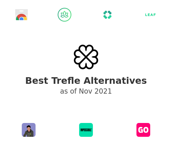 Best Trefle Alternatives