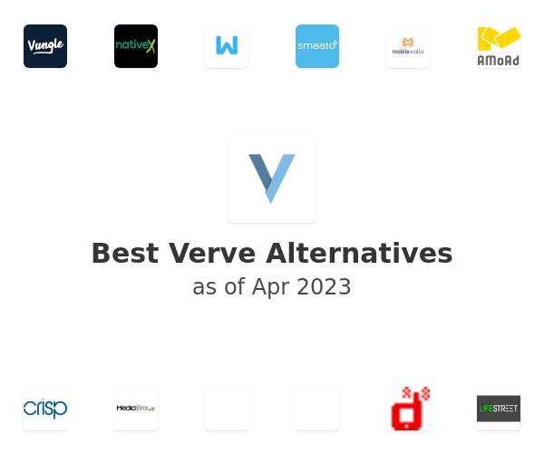 Best Verve Alternatives