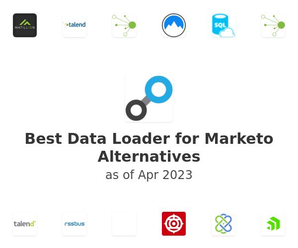 Best Data Loader for Marketo Alternatives