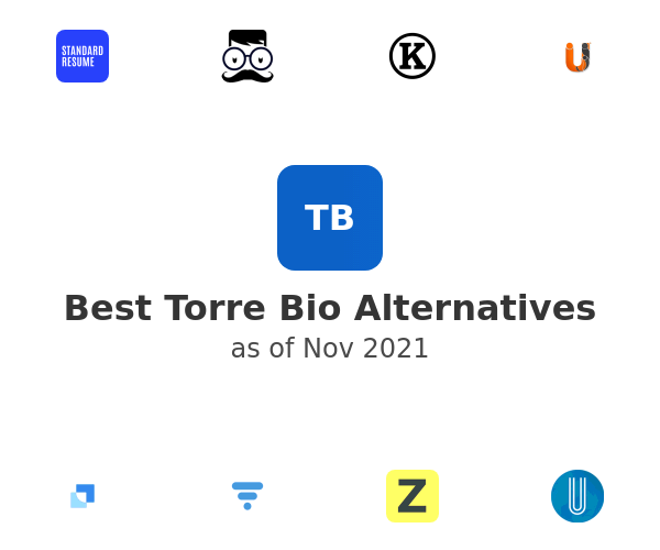 Best Torre Bio Alternatives