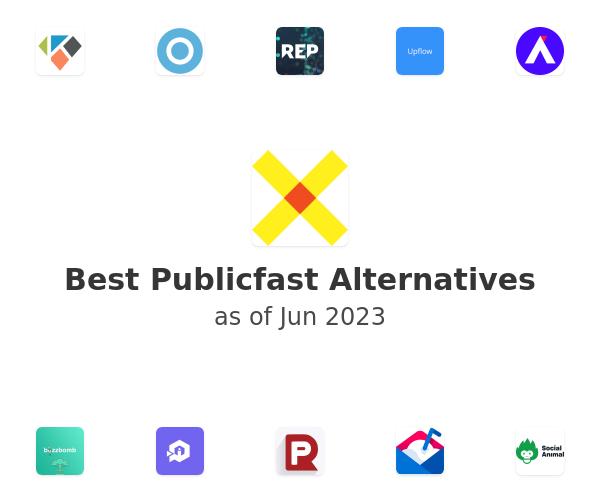Best Publicfast Alternatives