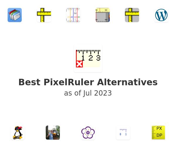 Best PixelRuler Alternatives
