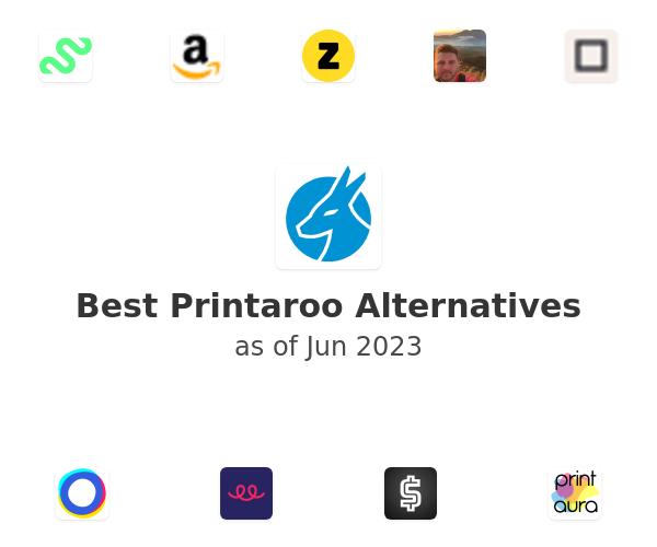 Best Printaroo Alternatives