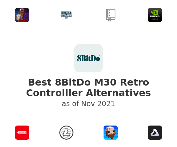 Best 8BitDo M30 Retro Controlller Alternatives