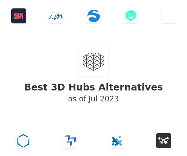 Best 3D Hubs Alternatives