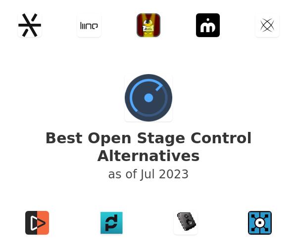 Best Open Stage Control Alternatives