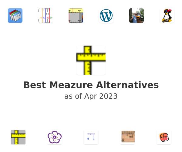 Best Meazure Alternatives