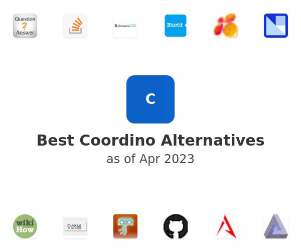 Best Coordino Alternatives