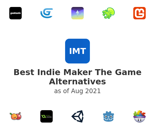 Best Indie Maker The Game Alternatives