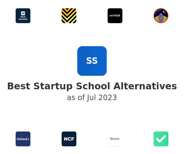 Best Startup School Alternatives