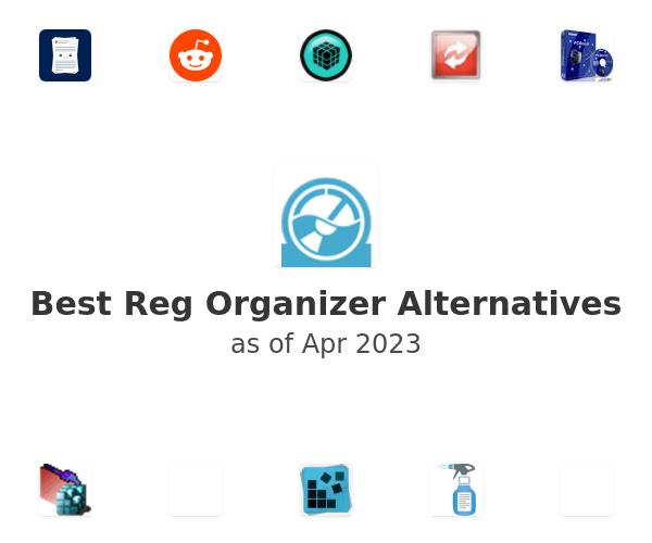 Best Reg Organizer Alternatives