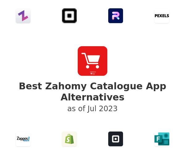 Best Zahomy Catalogue App Alternatives