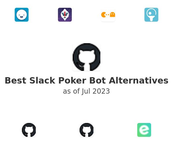Best Slack Poker Bot Alternatives