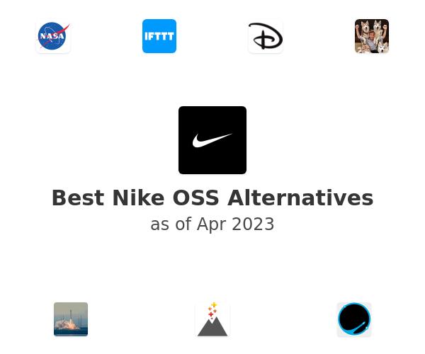 Best Nike OSS Alternatives