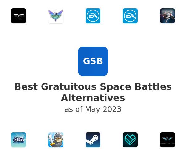Best Gratuitous Space Battles Alternatives
