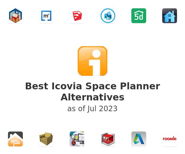 Best Icovia Space Planner Alternatives