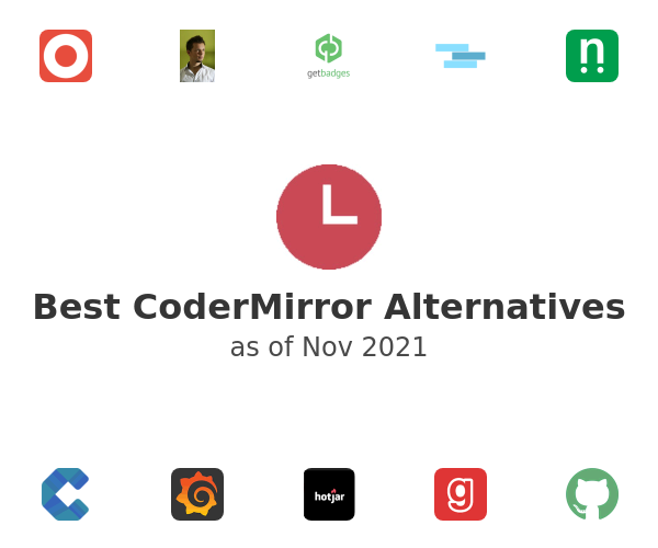 Best CoderMirror Alternatives