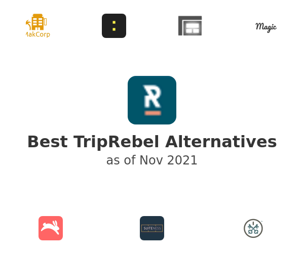 Best TripRebel Alternatives