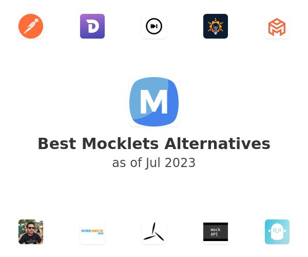 Best Mocklets Alternatives