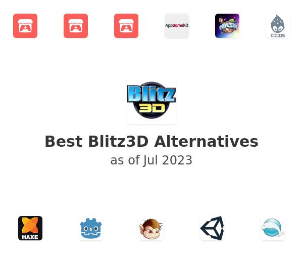 Best Blitz3D Alternatives