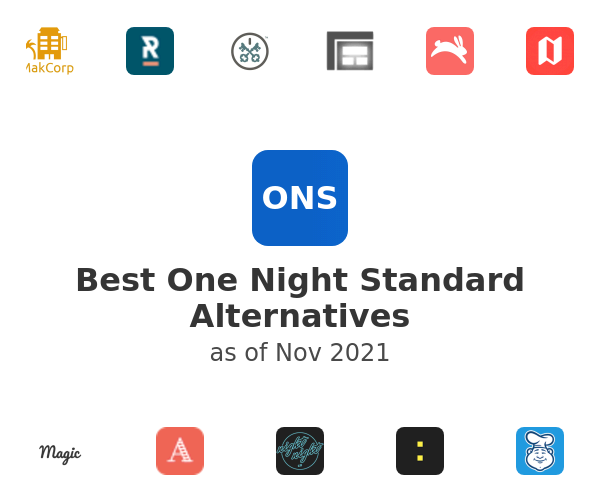 Best One Night Standard Alternatives