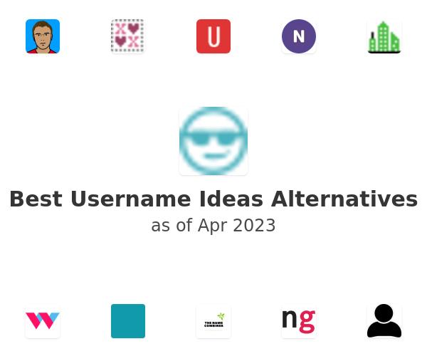 Best Username Ideas Alternatives