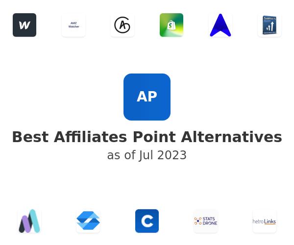 Best Affiliates Point Alternatives