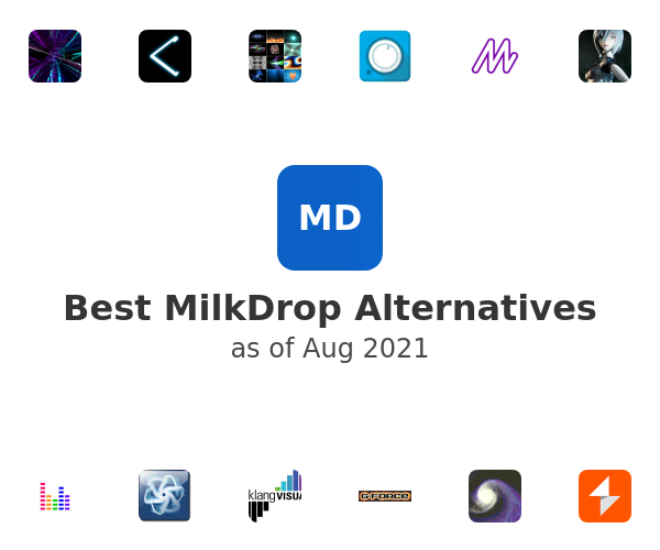Best MilkDrop Alternatives