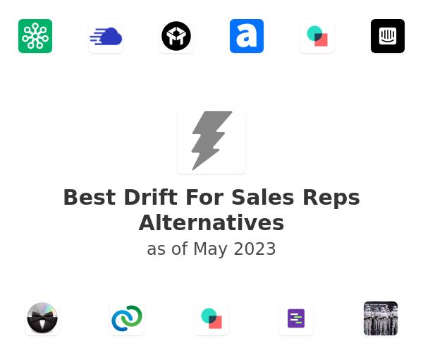 Best Drift For Sales Reps Alternatives