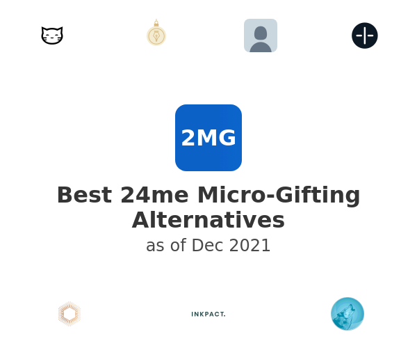 Best 24me Micro-Gifting Alternatives