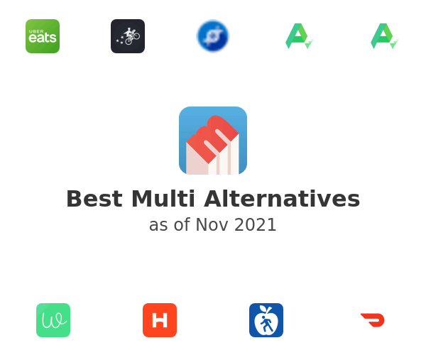 Best Multi Alternatives