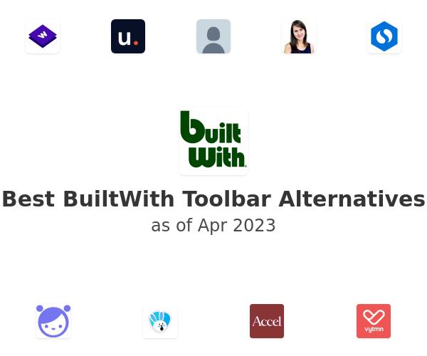 Best BuiltWith Toolbar Alternatives