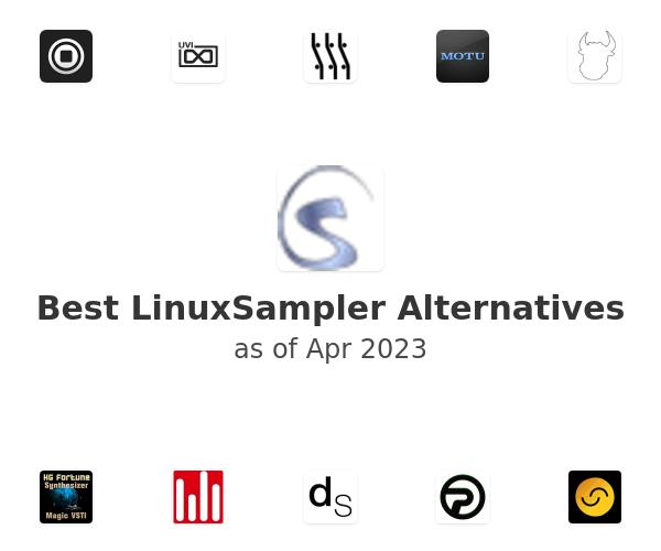 Best LinuxSampler Alternatives