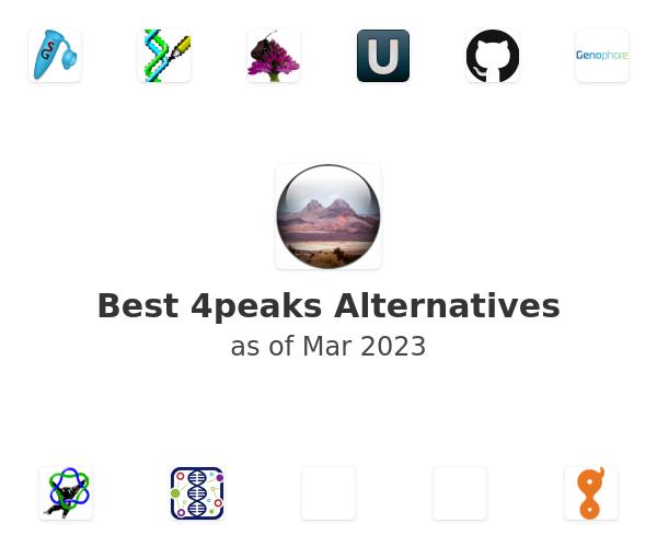 Best 4peaks Alternatives
