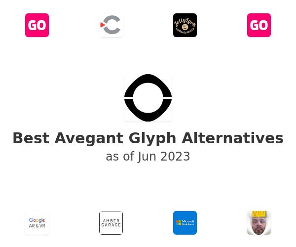 Best Avegant Glyph Alternatives