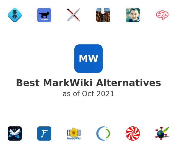 Best MarkWiki Alternatives