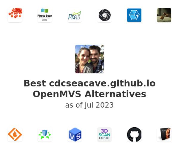Best OpenMVS Alternatives